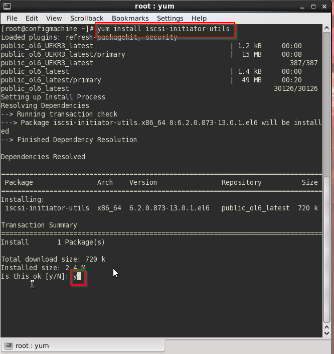 Using a storage simulator on Oracle VM · Sysco Middleware