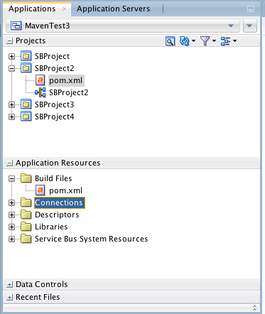 How to fix Maven build problems in Oracle Service Bus 12c