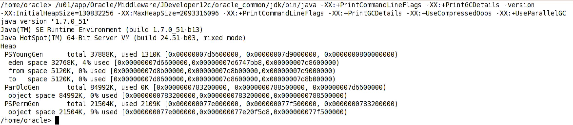 WebLogic JVM Setup Problems and how to address them · Sysco