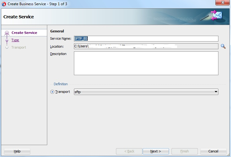 SFTP Transfer in Oracle Service Bus 12c · Sysco Middleware